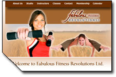 Fabulous Fitness Revolutions Ltd.