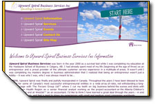 Upward Spirals Business Services Inc